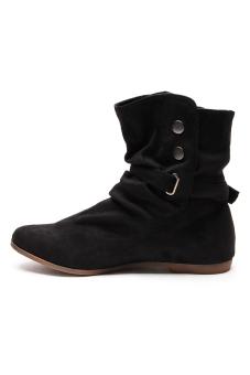 Suki Shoes 2227 Boots (Black) - picture 2