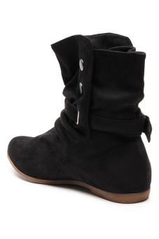 Suki Shoes 2227 Boots (Black)