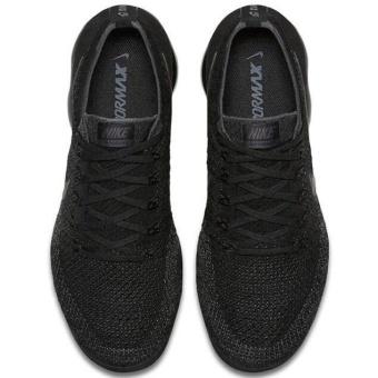 Summer Running Sneakers For Air Vapormax FlyShoes Knit 899473-003Men (Black) - intl - 3