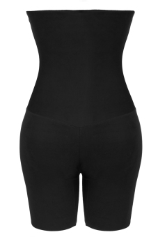 Sunweb Ekouaer Shapewear Hi-Waist Tummy Control Boyshort and Thigh Slimmer (Black) Price Philippines