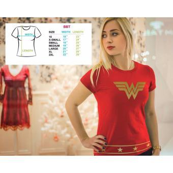 Supergirl for Women (CTWAW03-BU-G) Blue/Gold - 5