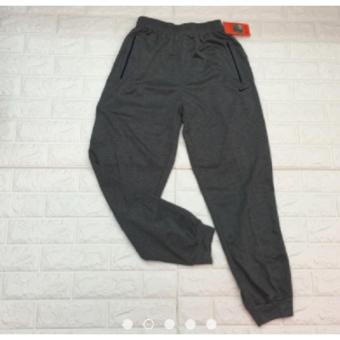 Sweatpants Jogger Pants (Black) - 2