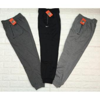 Sweatpants Jogger Pants (Black)