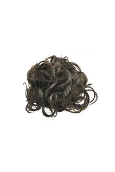 Synthetic Fiber Hair Bun (Natural Black)