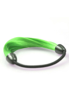 Synthetic Fiber Hair Rope Holder (Green) - picture 2