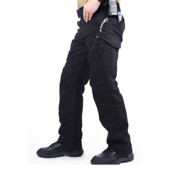 Tactical Pants IX9 Mens Military Combat Assault Outdoor Sport Training Army Trousers