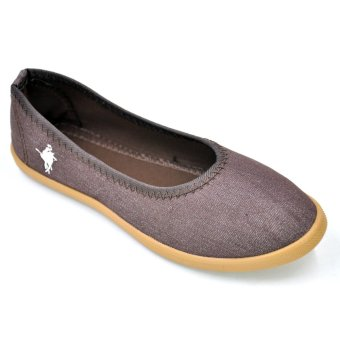 Tanggo 2016-16 Women's Flat Shoes Casual Doll Shoes (Brown)