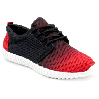 Tanggo AA-5 Sneakers Women's Rubber Shoes (red/black)
