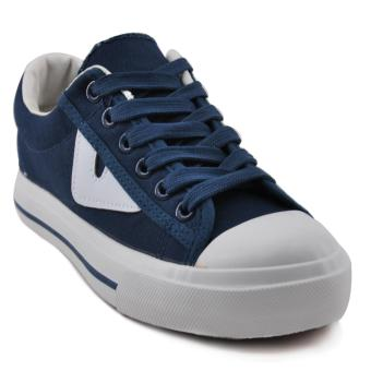 Tanggo C106 Fashion Sneakers Women's Rubber Shoes (Navy Blue)