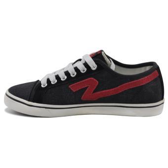 Tanggo Fashion Sneakers Men's Rubber Shoes 43M1392 (black) - 2
