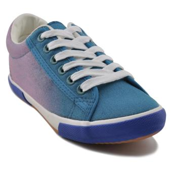 Tanggo GZ-2 Fashion Sneakers Women's Rubber Shoes (blue)