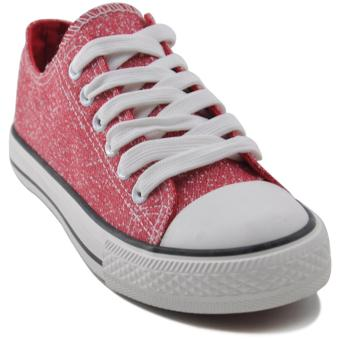 Tanggo Jandi Fashion Sneakers Women's Rubber Shoes (red)