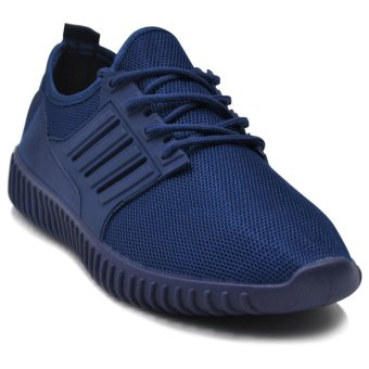Tanggo Leo Fashion Sneakers Men's Rubber Shoes (navy blue)