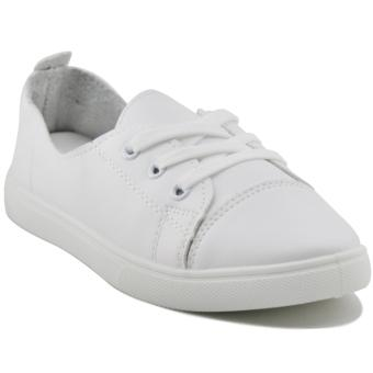 Tanggo Lideli-2 Fashion Sneakers Women's Shoes Casual Slip-On(white) Price Philippines