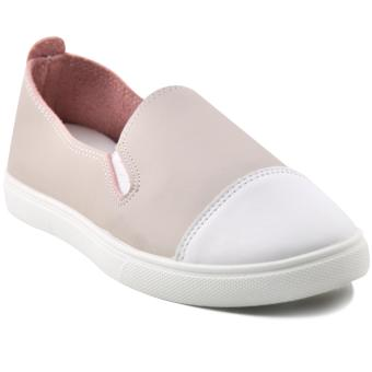 Tanggo Lideli-3 Fashion Sneakers Women's Shoes Casual Slip-On(apricot) Price Philippines