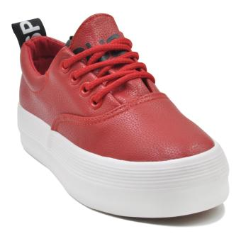 Tanggo Mensy Fashion Sneakers Lightweight Breathable Shoes forWomen (red) Price Philippines