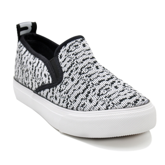 Tanggo Olivia Low Cut High Quality Sneakers Slip-On Fashion Shoes(white) Price Philippines