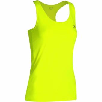 Tank Top for Womens Cardio Fitness Gym Running Yoga top MY TOPBrand - Neon Yellow Price Philippines