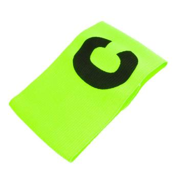 TCS Captain Arm Band For Adult (Neon Green) Price Philippines