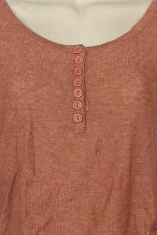Terrie Clara Sleeveless (Brown) - picture 2