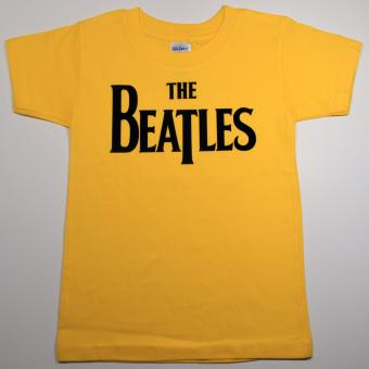 The Beatles LT T-Shirt for Kids (Yellow)