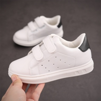 The new children's sports shoes, girls and boys shoes, white shoesbreathable - intl