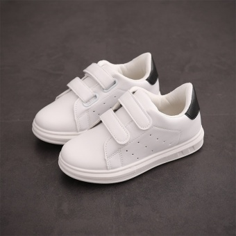The new children's sports shoes, girls and boys shoes, white shoesbreathable - intl - 2