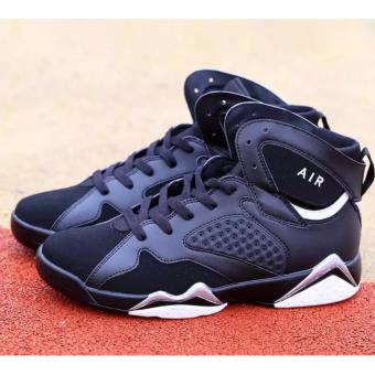 The New Women Men Basketball Shoes For Adults Couple Male Basketball Sneakers Sports Ankle Boots Trainer Shoes Size 35-44