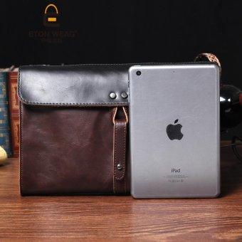 Tidog new men's hand bag tide IPAD clutch bag - intl - 3