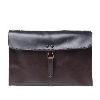 Tidog new men's hand bag tide IPAD clutch bag - intl - 5