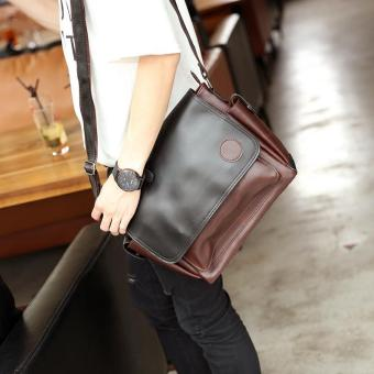 Tidog Trend of Korean men's Bag Shoulder Bag Messenger Bag - intl