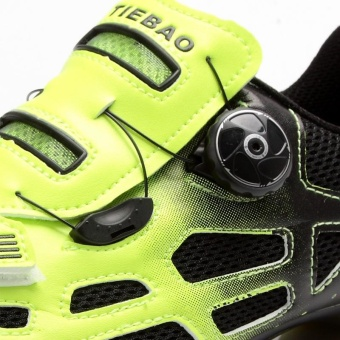 Tiebao R1259 Outdoor Athletic Racing Road Cycling Shoes,AutoLock/SelfLock Bike Shoes, SPD/SL/LOOK-KEO Cleated Bicycle Shoes- intl - 5