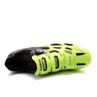 Tiebao R1259 Outdoor Athletic Racing Road Cycling Shoes,AutoLock/SelfLock Bike Shoes, SPD/SL/LOOK-KEO Cleated Bicycle Shoes- intl - 3