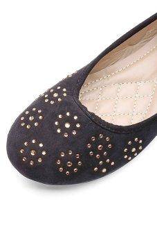 TNL Bianca Ballet Shoes (Black)