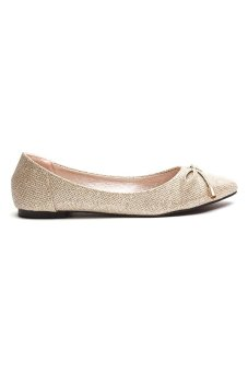 TNL Yann Ballet Shoes (Gold)