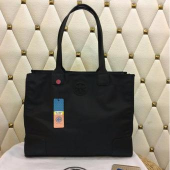 Tory Burch Ella Tote Bag Medium Black Price Philippines