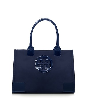 Tory Burch Ella Tote Bag Small Navy Blue Price Philippines