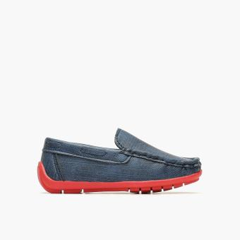 Tough Kids Boys Erwan Loafers (Blue) Price Philippines