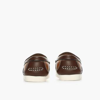 Tough Kids Girls Gany Loafers (Brown) - 4