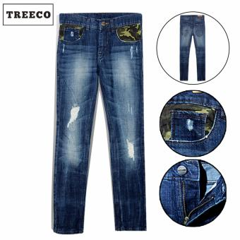 Treeco Men's Denim Jeans (TMP001)