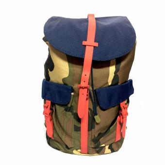 Trendy Travel Sport Waterproof Backpack (Fatigue) Price Philippines