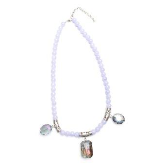Trrrixii LJ-02081 Necklace (Lilac)