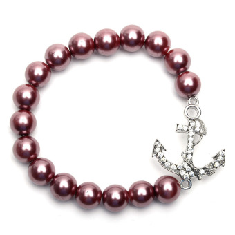 Trrrixii LJ-04127 Bracelet (Purple)