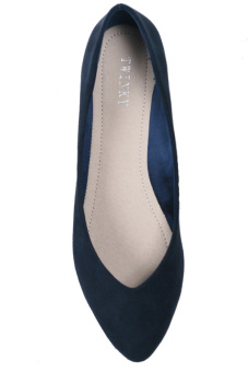 Twinky Lera Casual Flats (Blue) - picture 2