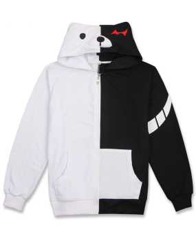Ufosuit Monokuma Jacket (Black/White)