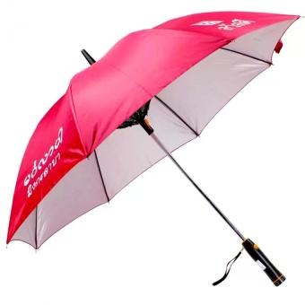 Umbrella with Built-In Fan Keeps You Cool (RED) Price Philippines