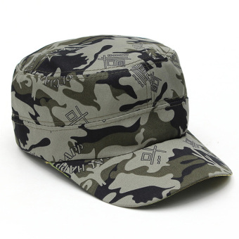 Unisex Sun Visor Army Camouflage Military Soldier Hats Jungle Caps - picture 2