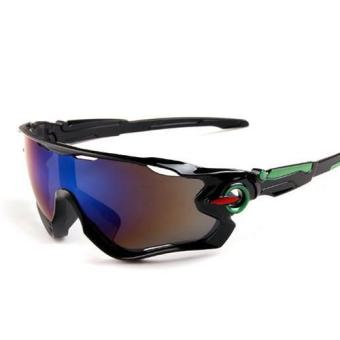 Unisex Sunglasses Sun Glasses Polarized For Eye Protector UV400 Sports Cycling - intl