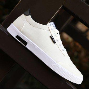 UR Sneakers men canvas shoes (white) - intl - 5