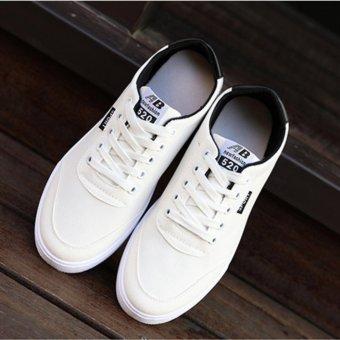 UR Sneakers men canvas shoes (white) - intl - 4
